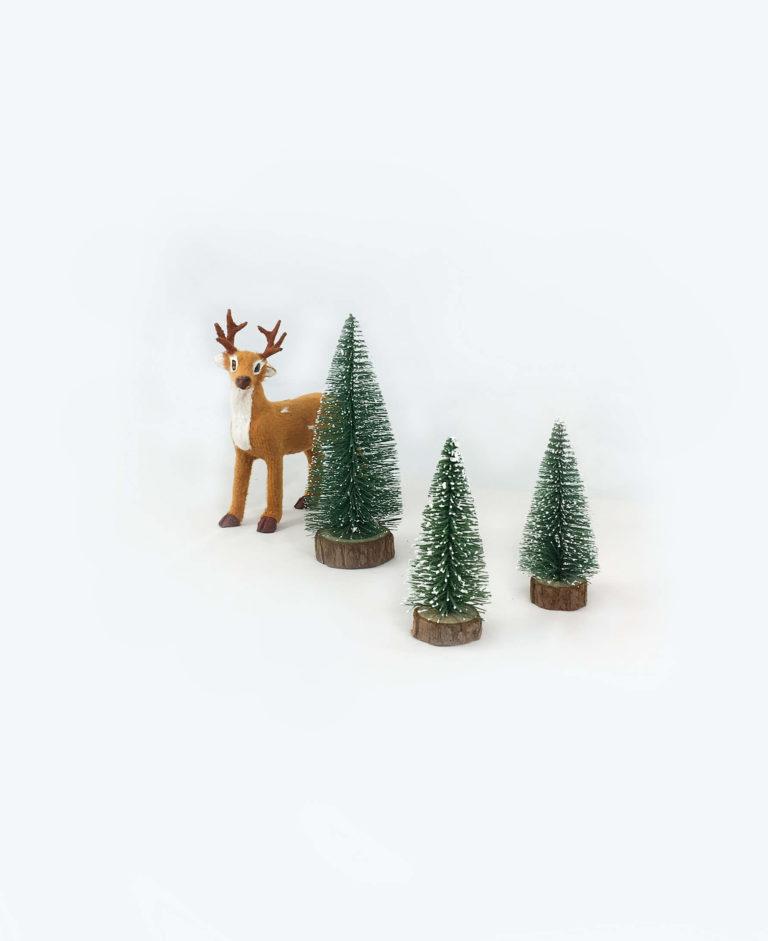 mini choinka 10cm Ale Smaki zestawy prezentowe dla firm
